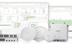 Reti lan e wireless ZyXel