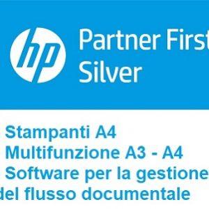 Certificazioni rivenditore HP