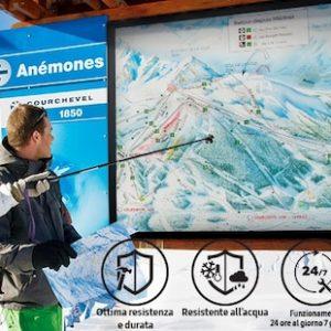 Monitor da Esterno OHF Samsung