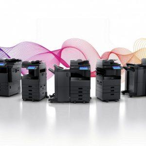 Multifunzione Toshiba Colori